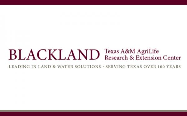 Blackland Texas A&M AgriLife Research and Extension Center