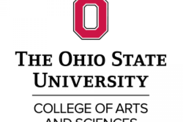 The Ohio State University College of Arts and Sciences Logo with Block-O above