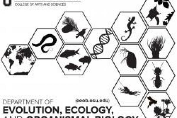 Logo for the Department of Evolution, Ecology, and Organismal Biology